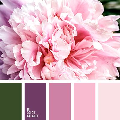 Цветовая палитра №3917