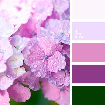 Цветовая палитра №3918