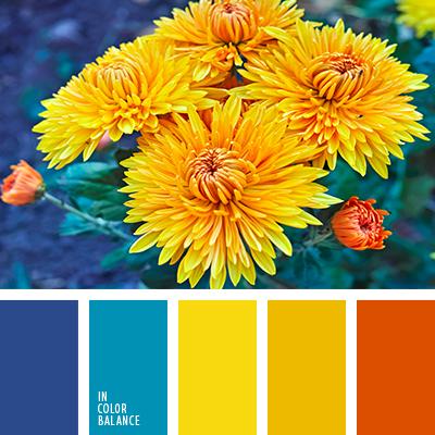 Цветовая палитра №3932