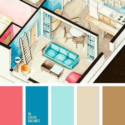 Цветовая палитра №3962
