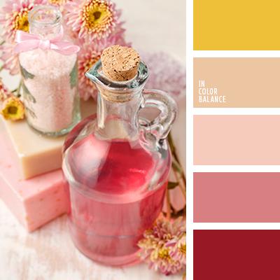 Цветовая палитра №3976