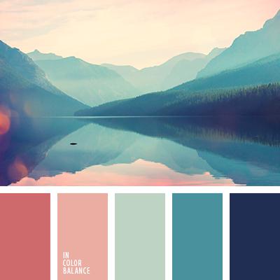 Цветовая палитра №3983