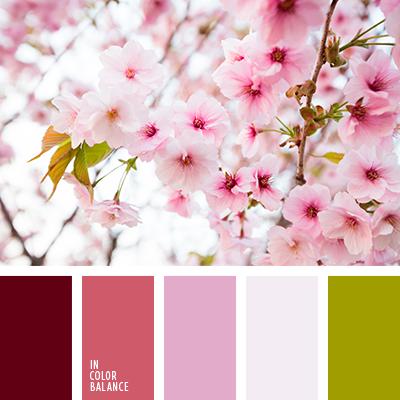 Цветовая палитра №3995