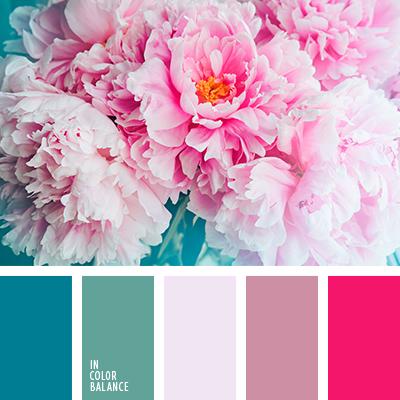 Цветовая палитра №3997