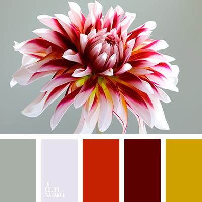 Цветовая палитра №4016