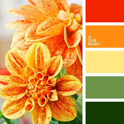 Цветовая палитра №4028