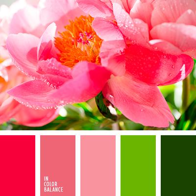 Цветовая палитра №4037