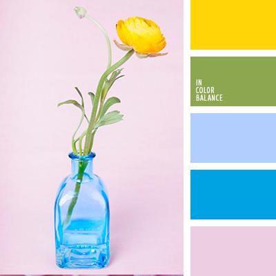Цветовая палитра №4041