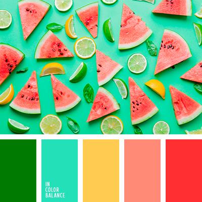 Цветовая палитра №4046