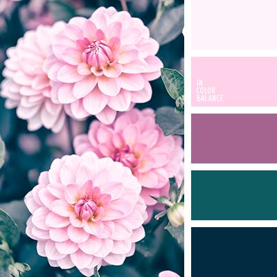 Цветовая палитра №4061