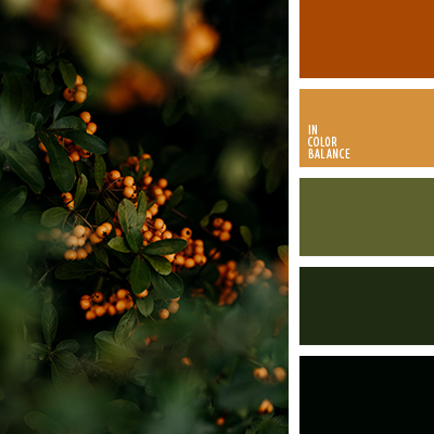 Цветовая палитра №4074