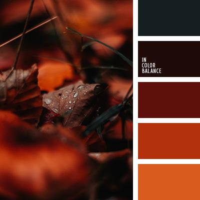 Цветовая палитра №4076
