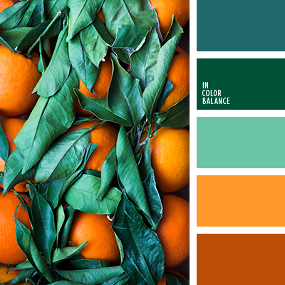 Цветовая палитра №4122