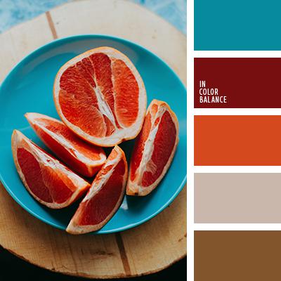 Цветовая палитра №4138