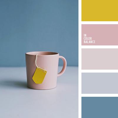 Цветовая палитра №4160
