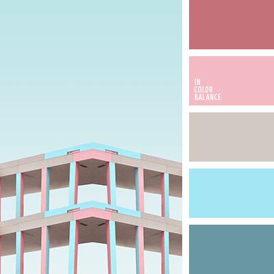Цветовая палитра №4182