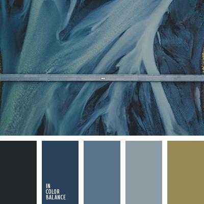 Цветовая палитра №4198