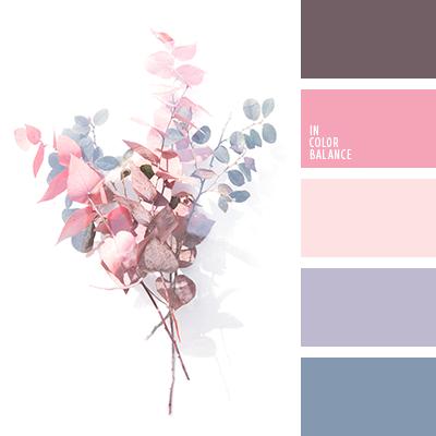 Цветовая палитра №4207