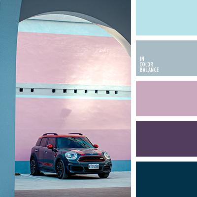 Цветовая палитра №4231