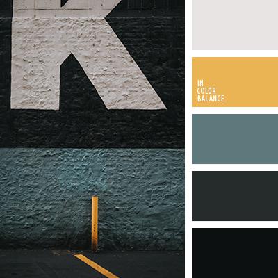 Цветовая палитра №4233