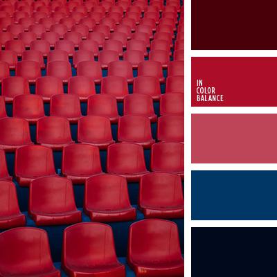 Цветовая палитра №4234