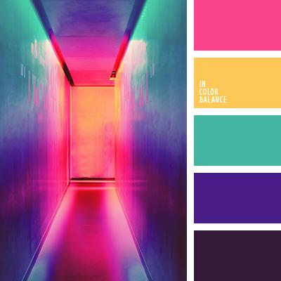 Цветовая палитра №4241
