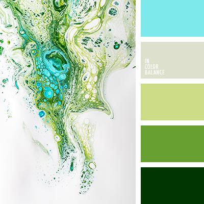 Цветовая палитра №4251