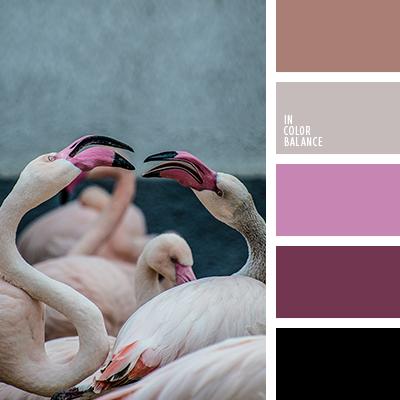 Цветовая палитра №4258