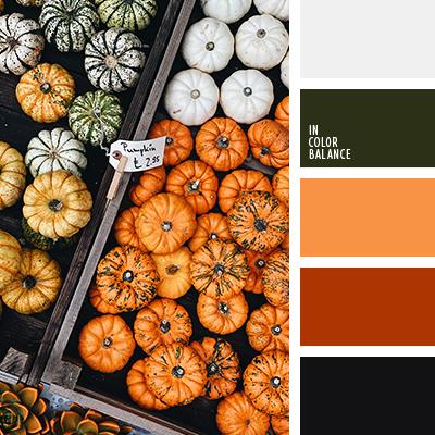 Цветовая палитра №4261