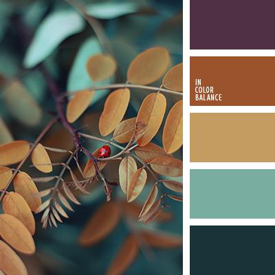 Цветовая палитра №4263