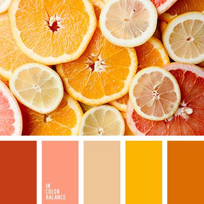 Цветовая палитра №4293