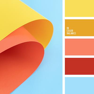 Цветовая палитра №4295