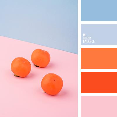 Цветовая палитра №4296