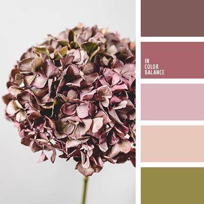 Цветовая палитра №4304