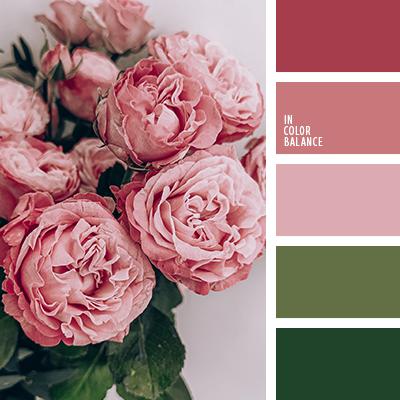 Цветовая палитра №4305