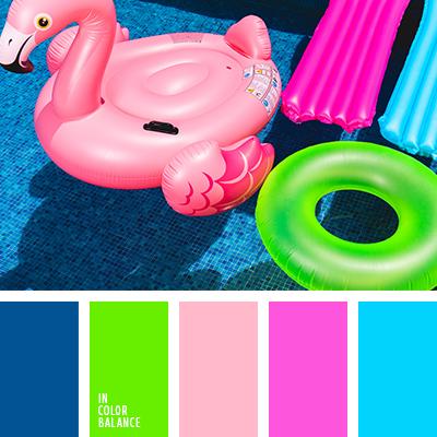 Цветовая палитра №4306