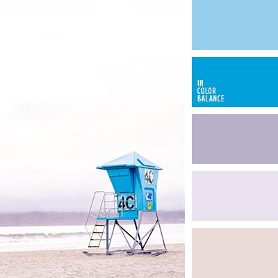 Цветовая палитра №4309