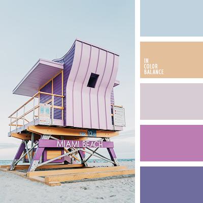 Цветовая палитра №4314