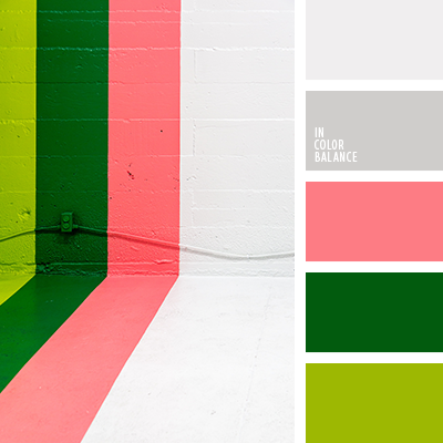 Цветовая палитра №4316